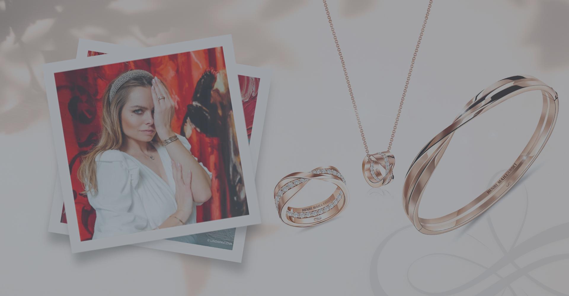 Mobius Collection Design Jewellery Henri maillardet